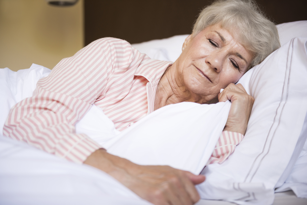 Helping Your Elderly Loved One To Have A Better Night's Sleep