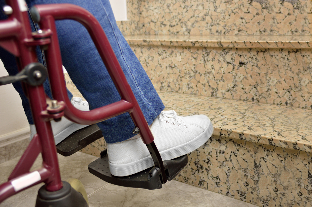Removing The Fall Risk On Staircases With Handicare Stair Lifts