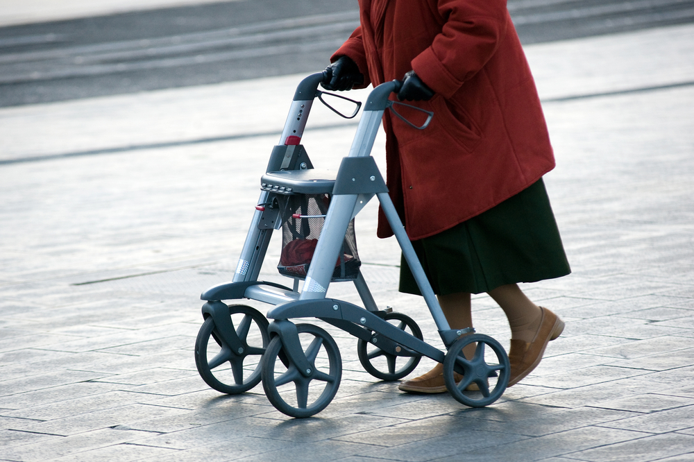 Resolving Your Mobility Issues With Top-Of-The-Line Rollators