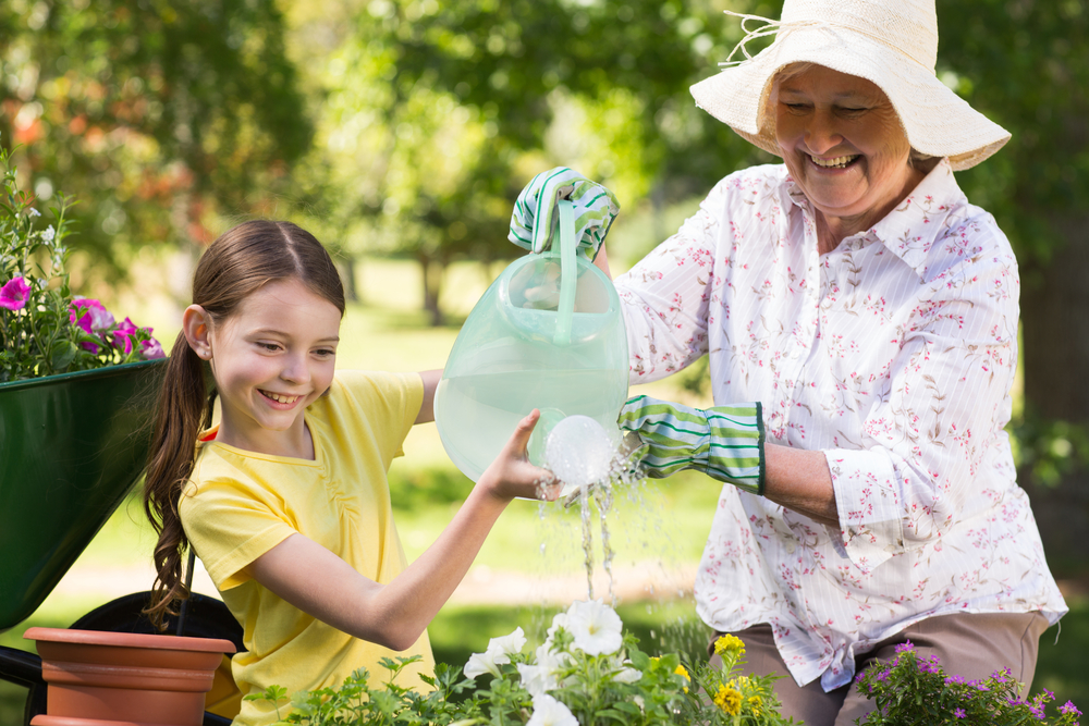 The Springtime Is The Perfect Time To Get Your Elderly Loved Ones Outdoors
