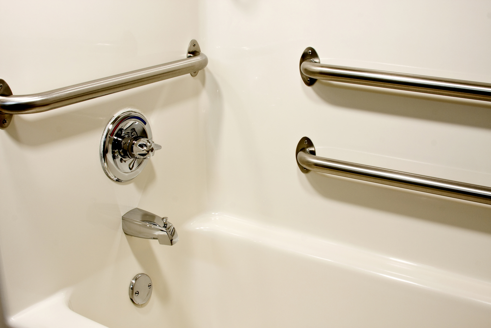 The Role Of Grab Bars In Keeping Seniors Safe In The Bathroom