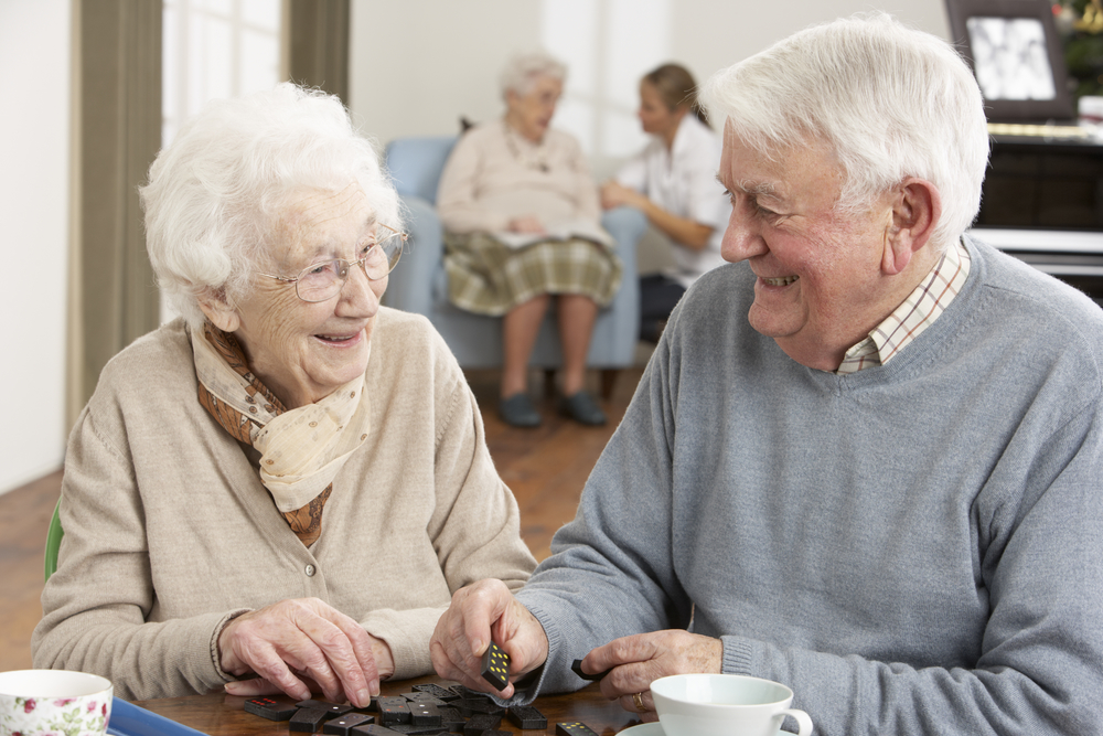 3 Fun Things You Can Do To Keep Your Elderly Loved One Active