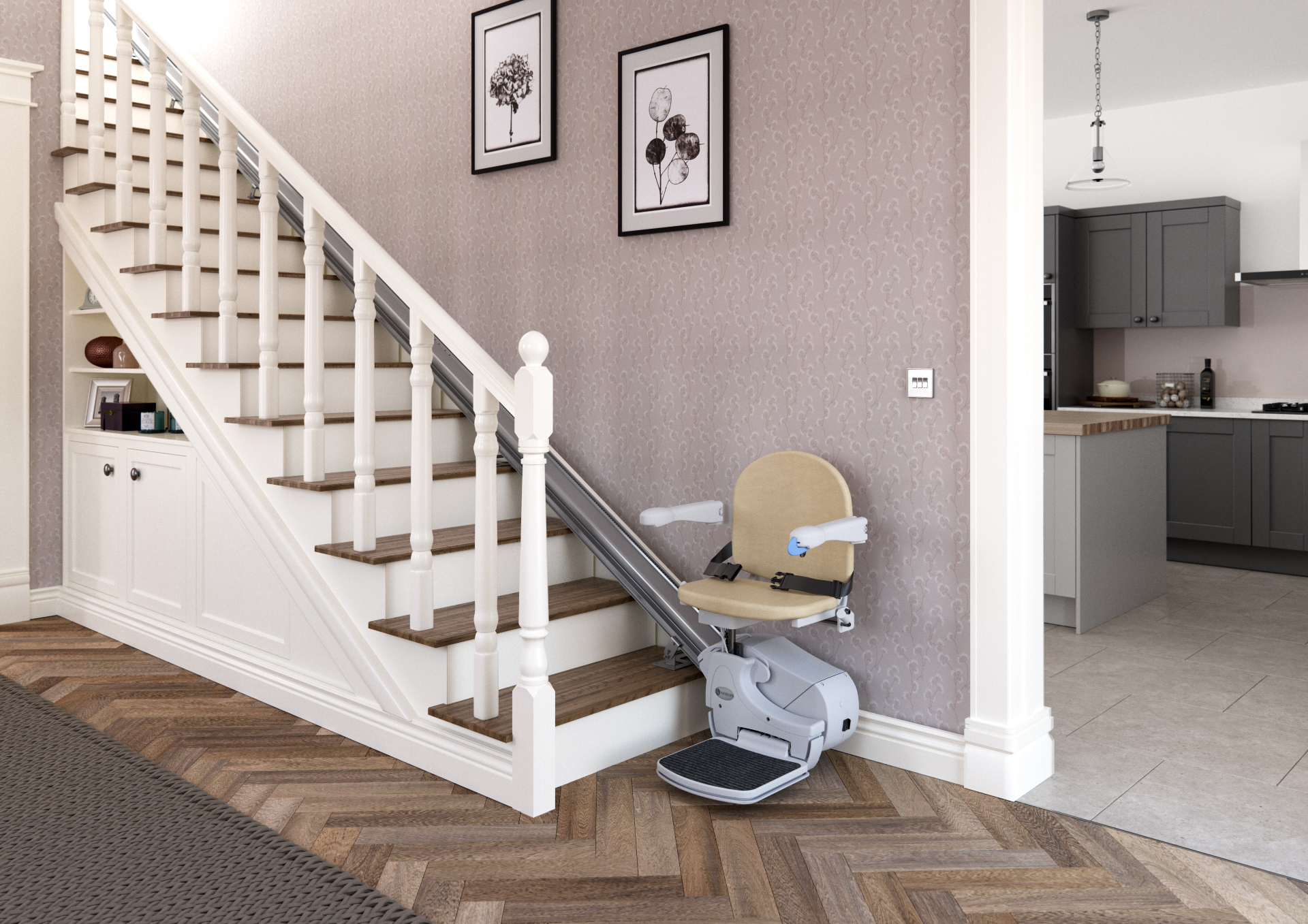 What Makes A Stair Lift An Ideal Accessibility Solution For Your Home?