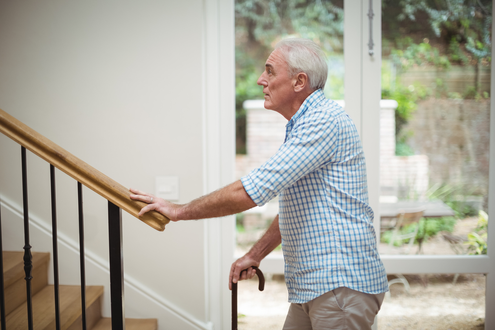 How A Stair Lift Can Make Your Home A Safer Place For Seniors