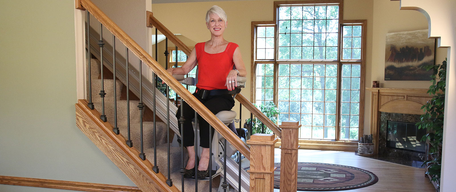 Should I Install A Stair Lift To Help My Aging Parent?