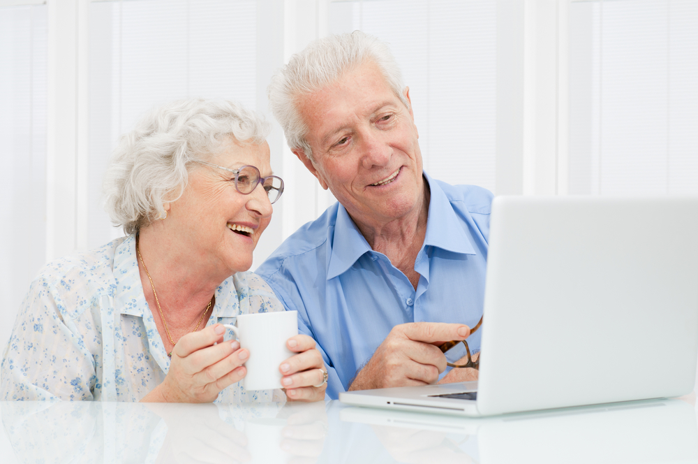 The Growing Relationship Between Seniors And Technology