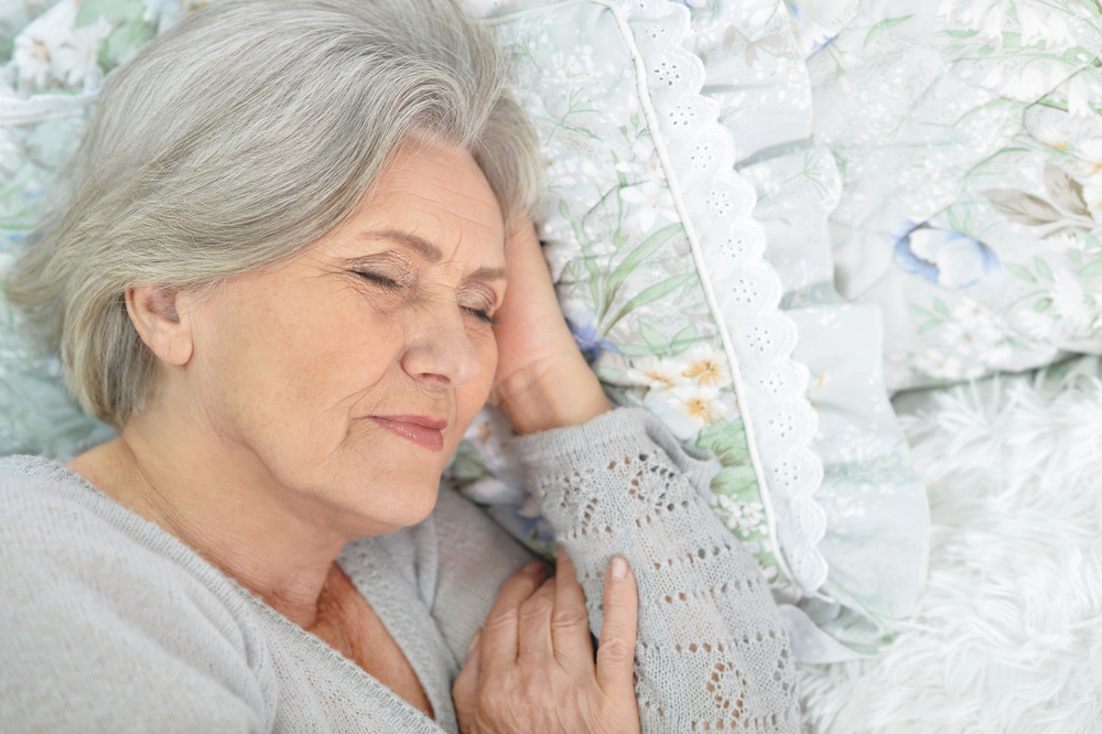 Helping Older Adults To Beat Insomnia