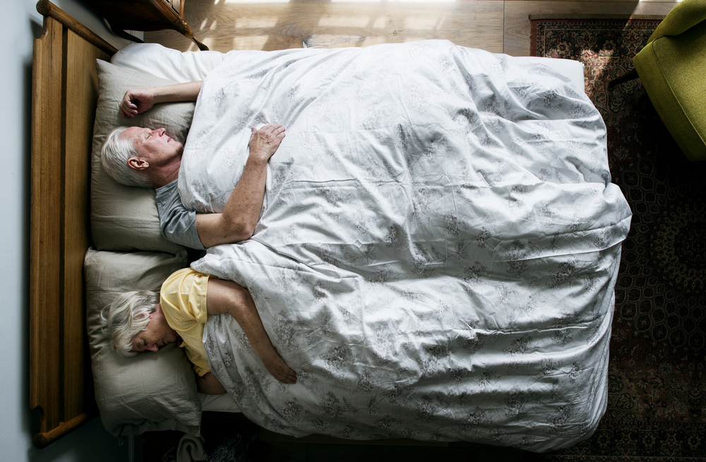 Helping Older Adults Find Ways To Enjoy Better Sleeps