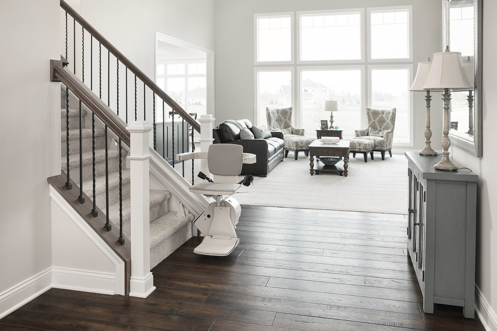 Stair Lifts Improve Life At Home All Over The World