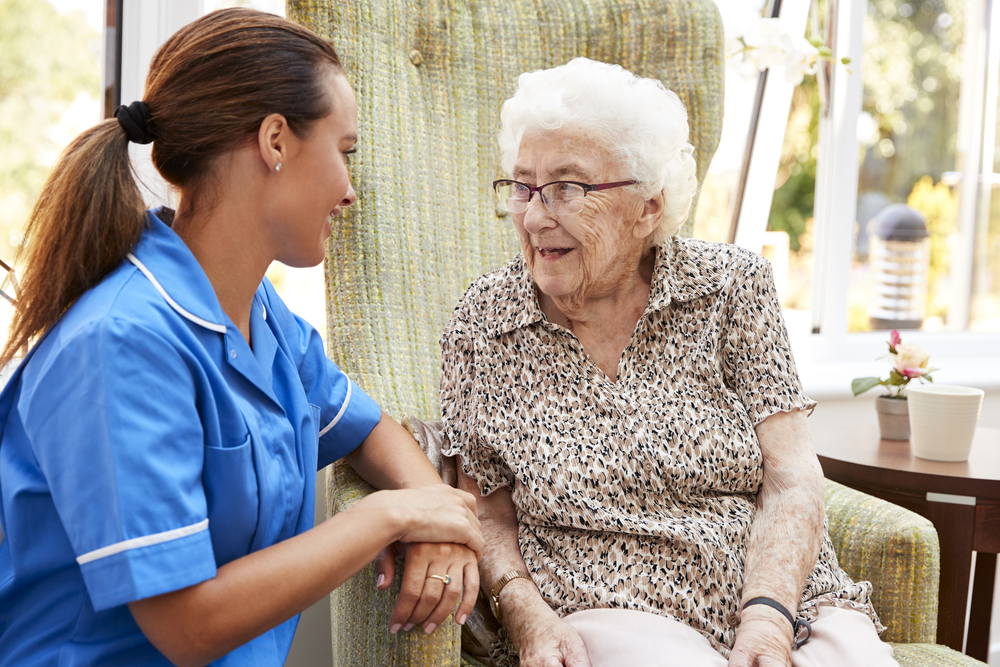 How To Care For Older Adults During The Coronavirus Pandemic