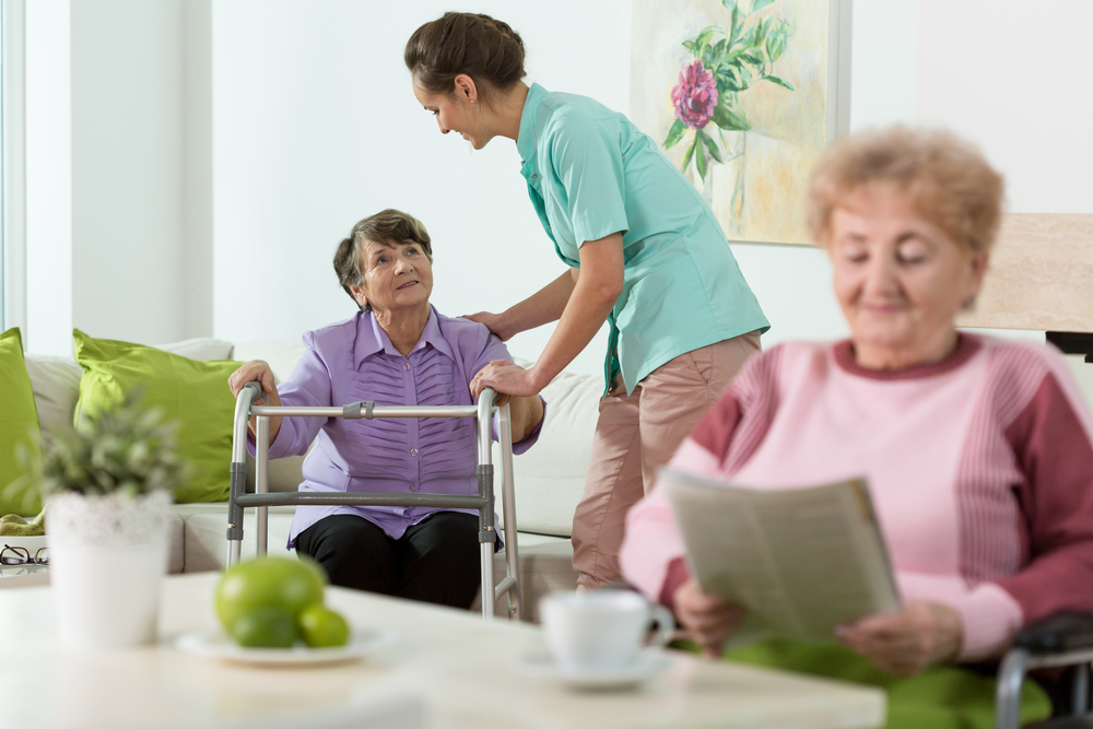 Prioritizing Elder Care While Contending With COVID-19