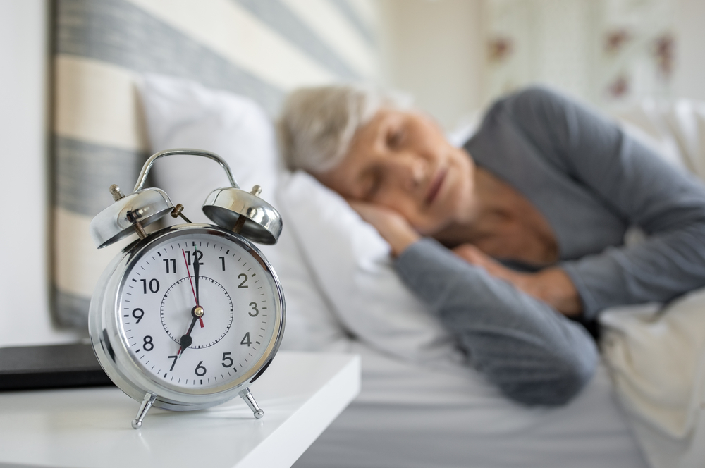 Why It's Important For Seniors To Sleep Well At Night